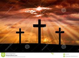 jesus christ cross easter good friday concept stock photo