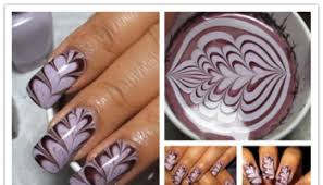 water marble nails archives alldaychic