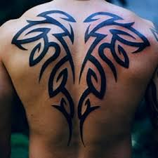 28 awesome tribal back tattoos only tribal tattoos for