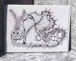 how to make a zendoodle 54 best zentagle drawings images on black draw and