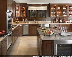 trendsetter interiors kitchen designs by kitchenaid architect
