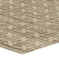 Modern Contemporary Rug Terra Rug In Natural Wool N11292 By Doris Leslie Blau