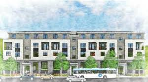 Condominium Plans Housing Condo Projects Planned On San Pablo Avenue Corridor