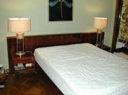 Platform Bed With Floating Nightstands with Dc Finds The Best Of Dc U0027s Craig U0027s List Rosewood Platform Bed