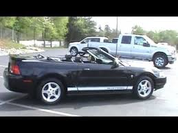 02 mustang v6 for sale 2002 ford mustang v6 convertible only 83k stk
