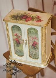 Paris Themed Jewelry Box Decoupage On Wood Sign Google Search Graphics On Wood Etc