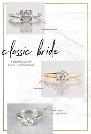 wedding ring styles guide the different engagement ring styles verily