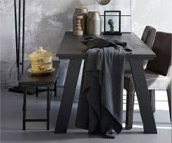 Black Wood Dining Table Modern Black Dining Table Dining Room Cintascorner Black Wood