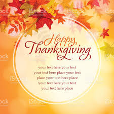 happy thanksgiving text message stock vector more images of