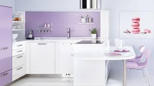 cuisine mauve quand la cuisine se pare de couleurs féminines