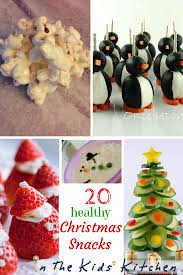 20 healthy christmas kids snacks snacks ideas snacks and holidays