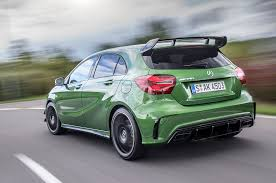 mercedes 2016 2016 mercedes amg a45 4matic review