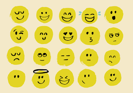 ice cream emoji smiling pile of poo emoji download free vector art stock