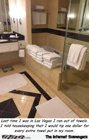 Meme Hotel - how to get extra towels in your hotel room funny meme pmslweb