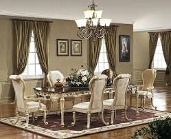 dining room bay window dining room drapes ideas curtain photos country window treatments