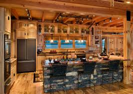 omo decorar cocina ustica how to choose log cabin designs that