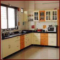 indian kitchen interiors kitchen interior in patil colony nashik id 1194892888
