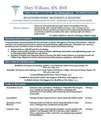 nursing resume objective registered resume new graduate nursing template shalomhouse us