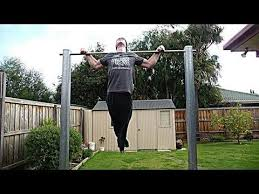 garden pull up chin up bar bar gym and outdoor gym
