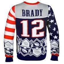 patriots sweater brady patriots sweater