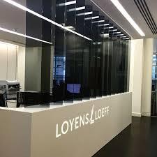 Corian Reception Desk Corian Reception Desk With Backlit Logo And Grey Glass Fins Jm