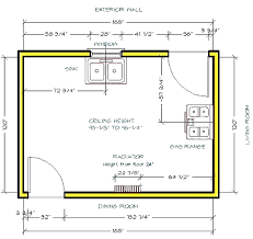 How To Measure Kitchen Sink by Kitchen Cabinet Design Layout Tlc Kitchen Cabinets 800 221 8099