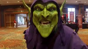green goblin halloween costume my green goblin cosplay at marvelous nerd years eve youtube