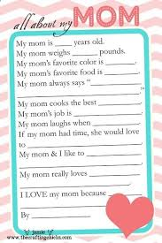 s day cards for school s day printables kindergarten mothers day crafts cards