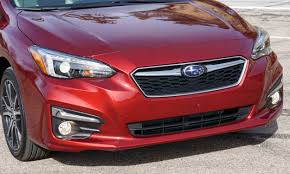 hatchback subaru 2017 2017 subaru impreza first drive review autonxt