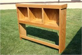 Bookcase Headboard King Bookcase King Size Bookcase Headboard With Mirror Bookcase