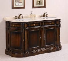 66 inch sink bathroom vanity with marble uvlfwh306666