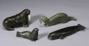 Inuit Soapstone Sculpture Search All Lots Skinner Auctioneers