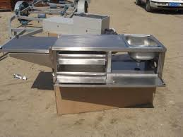stainless steel kitchen sink cabinet striking steel frame for outdoor kitchen with stainless steel