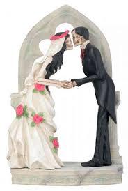 skull cake topper never dies skulls wedding wedding cake topper wedding