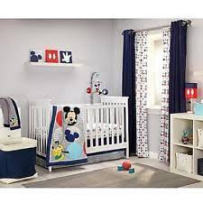 mickey mouse crib bedding ebay