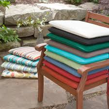 Outdoor Chair Cushions Outdoor Chair Pad Home Design Photo Gallery