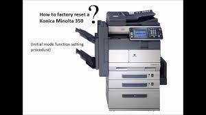 Toner Mesin Fotocopy Minolta how to factory reset a konica minolta bizhub 350