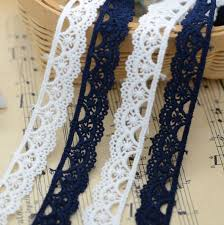 navy blue lace ribbon online get cheap lace trim fabric navy aliexpress alibaba