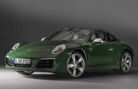 porsche dark green mighty cute the colorful history of the best selling porsche 911