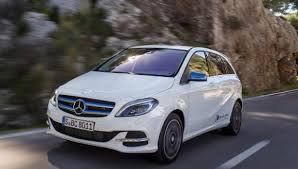 mercedes d class mercedes b class electric drive now available to order zap map
