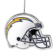 san diego chargers tree ornaments sports fan gear