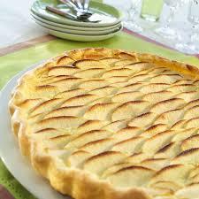 cuisine tarte aux pommes recette de tarte aux pommes demarle