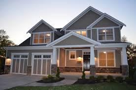 craftsman style craftsman style home cincinnati the erin lee