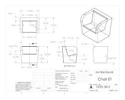 Furniture Design Sketches Exellent Chair Design Drawing I And