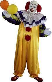 Clown Costumes Halloween Homemade Pennywise Clown Costume Halloween