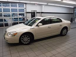 2011 used buick lucerne 4dr sedan cxl premium at landers ford