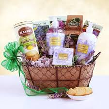 spa gift basket garden of spa gift basket for at gift baskets etc