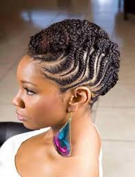 braid bun updo hairstyles for black women trendy black hairstyles
