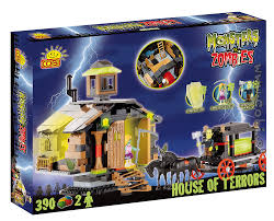 house crypt haunted monster truck monsters vs zombies monster fighters brickpicker