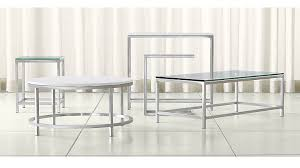 era accent tables crate and barrel